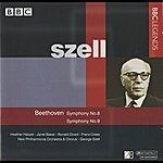 George Szell Szell - Beethoven: Symphonies Nos. 8 & 9