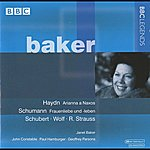 John Constable Baker - Haydn, Schumann, Schubert, Wolf, Strauss (1968, 1970)