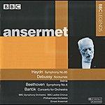 Ernest Ansermet Ansermet - Haydn, Debussy, Beethoven, Bartók