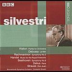 Constantin Silvestri Silvestri - Walton, Debussy, Rachmaninov, Handel, Beethoven, Delius, Strauss (1965-1967)