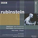 Antal Dorati Rubinstein - Beethoven, Saint-Saens, Villa-Lobos, Chopin