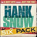 Hank Snow Six Pack - Hank Snow - Ep