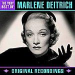 Marlene Dietrich The Very Best Of (Remastered)