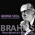 George Szell Brahms: Piano Quintet In F Minor