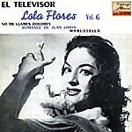 Lola Flores Vintage Spanish Song No. 101 - Ep: El Televisor