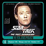 Ron Jones Star Trek: The Next Generation, Disc 10: The Offspring/Menage A Troi/Brothers