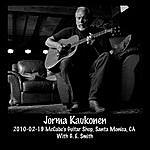 Jorma Kaukonen 2010-02-19 Mccabe's Guitar Shop, Santa Monica, Ca