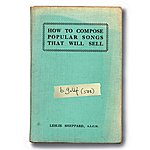 Bob Geldof How To Compose Popular Songs That Will Sell