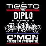 Tiësto C`mon (Catch `em By Surprise) (Sunnery James & Ryan Marciano Remix)