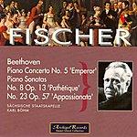 Edwin Fischer Beethoven: Piano Concertos & Piano Sonatas