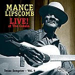 Mance Lipscomb Live! - At The Cabale