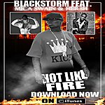 Blackstorm Hot Like Fire (Feat. Mica Swain & Hersh) - Single