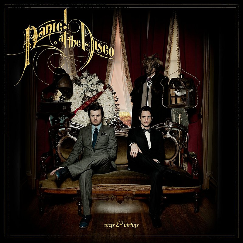 Cover Art: Vices & Virtues