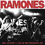The Ramones Live January 7, 1978 At The Palladium, Nyc