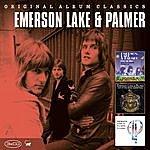 Emerson, Lake & Palmer 3cd Original Album Classics