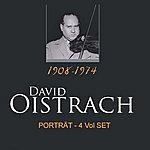 David Oistrakh David Fjodorowitsch Oistrach: Portrait (1949-1954)