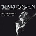 Yehudi Menuhin Menuhin, Yehudi: Mendelssohn & Bruch (1956-1958)