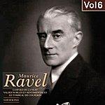 Walter Gieseking Maurice Ravel, Vol. 6 (1954)