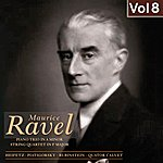 Calvet Quartet Maurice Ravel, Vol. 8 (1936-1950)