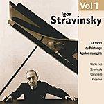 Igor Stravinsky Igor Stravinsky, Vol. 1 (1950, 1951)