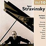 Igor Stravinsky Igor Stravinsky, Vol. 10 (1951)