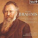 Géza Anda Johannes Brahms, Vol. 9 (1934, 1953)