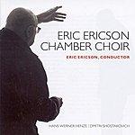 Eric Ericson Henze: Orpheus Behind The Wire / Shostakovich: 10 Poems, Op. 88