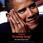 Thomas Taylor America Is A Family Song