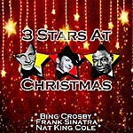 Bing Crosby 3 Stars At Christmas