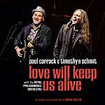 Paul Carrack Love Will Keep Us Alive