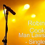 Robin Cook Man Laws - Single