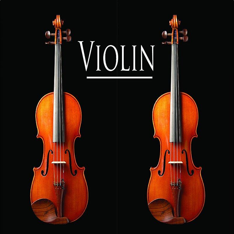Cover Art: Violin