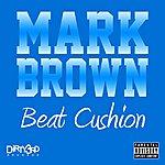 Mark Brown Beat Cushion - Ep