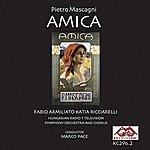 Katia Ricciarelli Pietro Mascagni : Amica (Opera Completa)