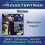 Brandon Heath Stolen [Performance Tracks]