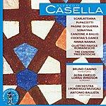 Bruno Canino Alfredo Casella: Scarlattiana / Pupazzetti / Pagine DI Guerra / Sonatina / Canzone A Ballo / Cocktail's Dance / Ninna Nanna / Quattro Favole Romanesche / Tre Canzoni Trecentesche