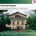 New York Philharmonic Richard Wagner: Orchestral Music From Tannhäuser, Parsifal, Rienzi - Sony Classical Masters