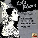 Lola Flores Vintage Spanish Song No. 100 - Ep: Olé Dolores