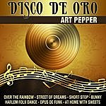 Art Pepper Disco De Oro - Art Pepper
