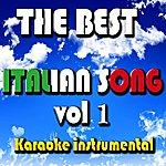 Tribute The Best Of Italian Songs, Vol. 1 (Karaoke Instrumental Version)