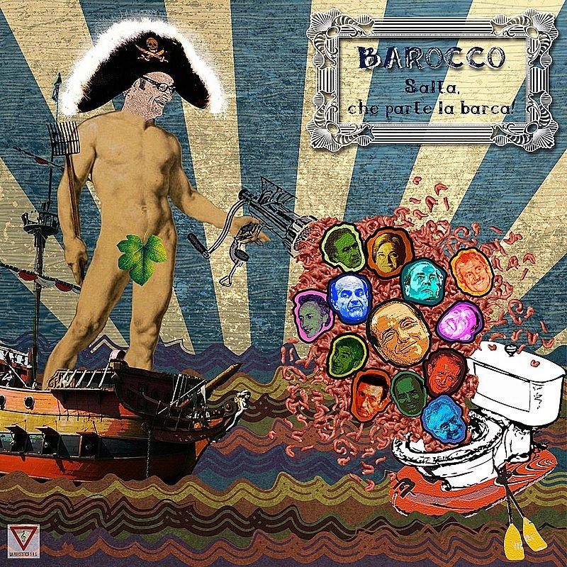 Cover Art: Salta, Che Parte La Barca!