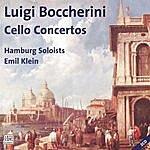 Emil Klein Boccherini: Cello Concertos 1 - 8