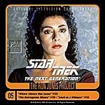 Ron Jones Star Trek: The Next Generation, 5: Where Silence Has Lease/The Outrageous Okona/Loud As A Whisper