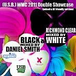 USB Wmc 2011 Double Showcase (White Mixed By Richmond Clear Black Mixed By Daniel Smith)