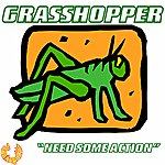 Grasshopper Need Some Action