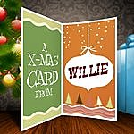 Willie Nelson A Christmas Card From Willie