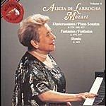 Alicia De Larrocha Mozart: Sonatas & Fantasias