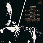 Jascha Heifetz Bruch: Violin Concerto No. 1 In G Minor, Op. 26; Mozart: Violin Concertos No. 4 In D Major, K.218 & No. 5 In A Major, K.219 - Sony Classical Originals