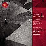Christoph Eschenbach Strauss: Four Last Songs; Orchesterlieder; Rosenkavalier Suite: Classic Library Series