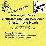 Connie Crothers Kingston Tone Roads